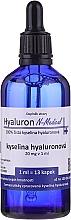 Düfte, Parfümerie und Kosmetik 100% reine Hyaluronsäre - N-Medical Hyaluron Drops