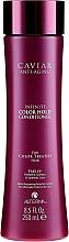 Düfte, Parfümerie und Kosmetik Schützende Haarspülung für gefärbtes Haar mit schwarzem Kaviar - Alterna Caviar Anti-Aging Infinite Color Hold Conditioner