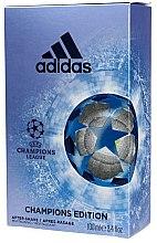 Düfte, Parfümerie und Kosmetik Adidas UEFA Champions League Champions Edition - After Shave Lotion