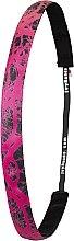 Düfte, Parfümerie und Kosmetik Rosa Haarband mit Print - Ivybands Pink Goes Wild Hair Band