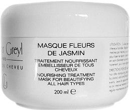 Düfte, Parfümerie und Kosmetik Nährende Haarmaske mit Jasmin - Leonor Greyl Masque Fleurs De Jasmin