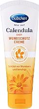 Düfte, Parfümerie und Kosmetik Wundschutzcreme mit Bio Calendula für trockene Babyhaut - Bubchen Calendula Wundschutz Creme