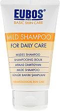Düfte, Parfümerie und Kosmetik Nährendes Shampoo für trockenes Haar - Eubos Med Basic Skin Care Mild Shampoo