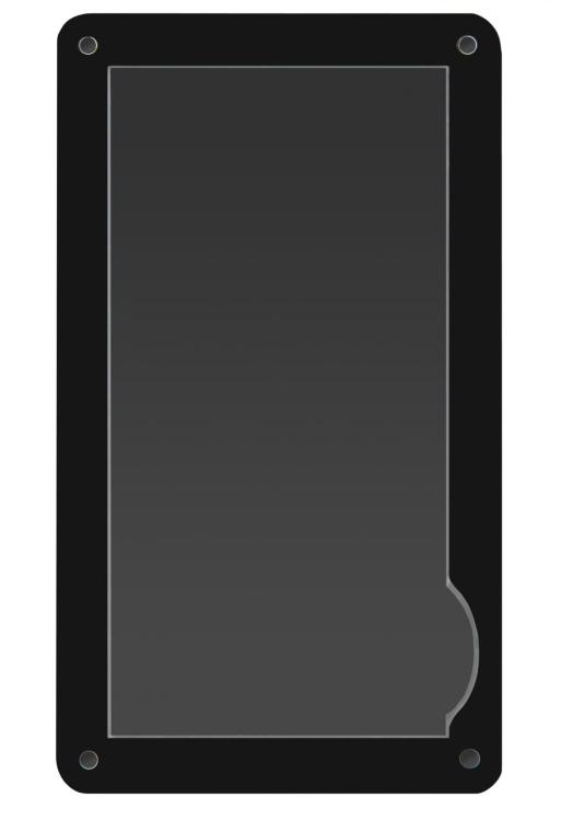 Leere Magnet-Palette - Vipera Magnetic Play Zone Medium Satin Palette — Bild N1
