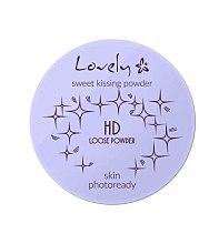 Düfte, Parfümerie und Kosmetik Loser Gesichtspuder - Lovely HD Loose Powder