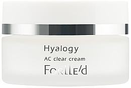 Düfte, Parfümerie und Kosmetik Gesichtscreme für fettige und Mischhaut - ForLLe'd Hyalogy AC Clear Cream