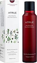 Düfte, Parfümerie und Kosmetik 6in1 Aktiv nährende Gesichtsessenz mit schwarzem Tee - A-True Real Black Tea True Active Essence