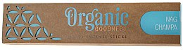 Düfte, Parfümerie und Kosmetik Räucherstäbchen Nag Champa - Song Of India Organic Goodness Nag Champa