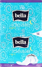Düfte, Parfümerie und Kosmetik Damenbinden Ideale Ultra Night StaySofti 14 St. - Bella
