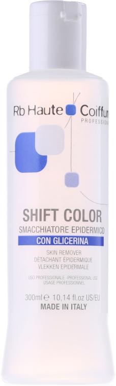 Milde Hautreinigungslotion zur Beseitigung von Farbrückständen auf der Haut nach der Haarfärbung - Renee Blanche Haute Coiffure Shift Color