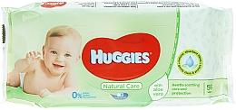 Düfte, Parfümerie und Kosmetik Feuchttücher für Kinder mit Aloe Vera 56 St. - Huggies