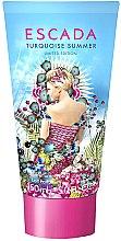Düfte, Parfümerie und Kosmetik Escada Turquoise Summer - Körperlotion