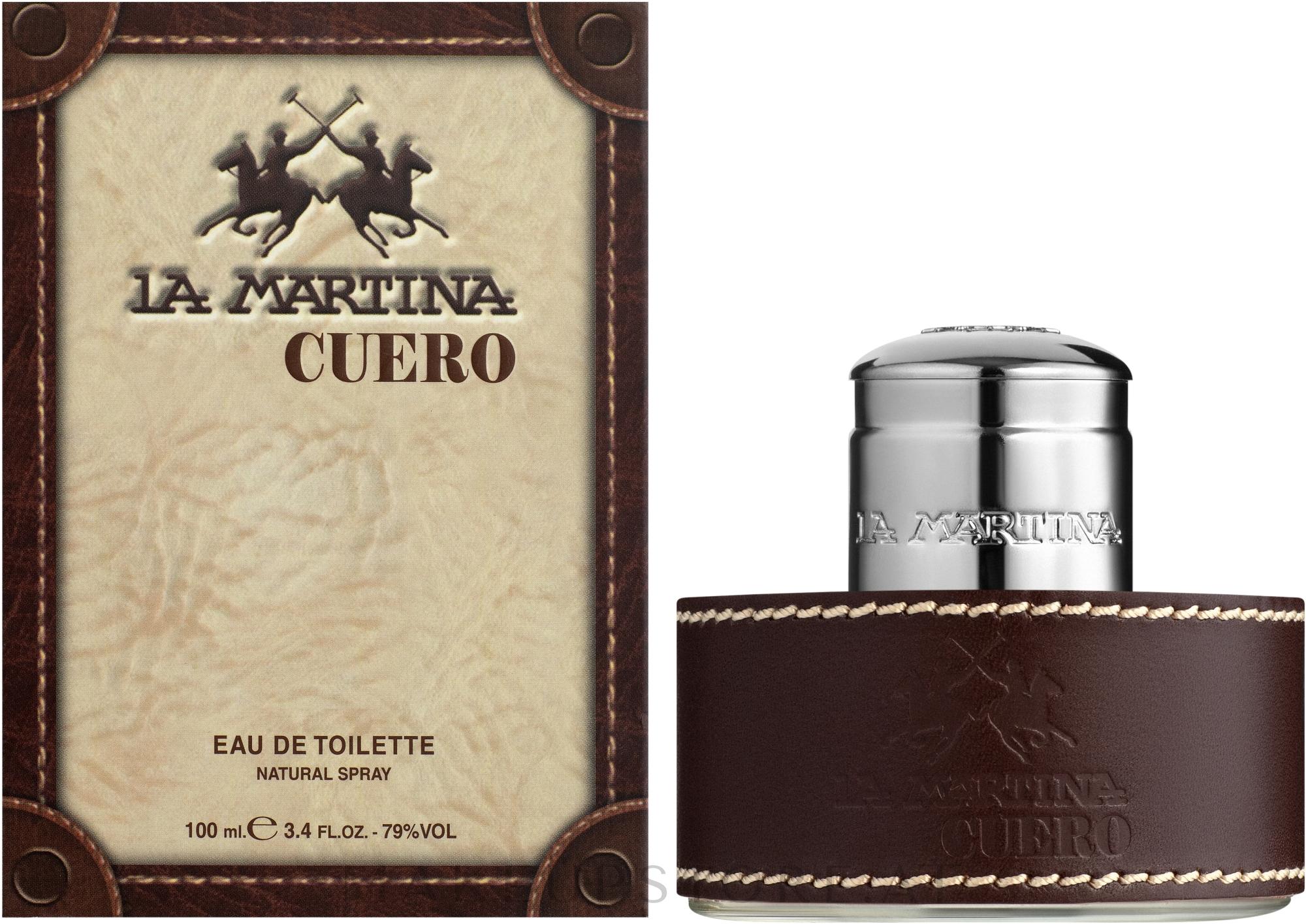 La Martina Cuero - Eau de Toilette — Bild 100 ml