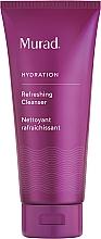Düfte, Parfümerie und Kosmetik Erfrischendes Gesichtsreinigungsgel mit Gurken-, Ingwer- und Algenextrakt - Murad Hydration Refreshing Cleanser