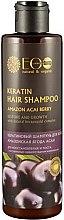 Düfte, Parfümerie und Kosmetik Keratin-Haarshampoo mit Acai-Beere - ECO Laboratorie Keratin Hair Shampoo Amazon Acai Berry