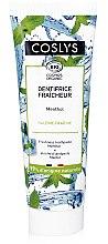 Düfte, Parfümerie und Kosmetik Erfrischende Zahnpasta mit Menthol - Coslys Freshness Toothpaste