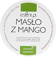 Düfte, Parfümerie und Kosmetik 100% Natürliche Mangobutter - Esent