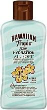 Düfte, Parfümerie und Kosmetik Feuchtigkeitsspendende After Sun Lotion mit Kokosnuss und Papaya - Hawaiian Tropic Silk Hydration Air Soft After Sun