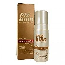 Düfte, Parfümerie und Kosmetik Bräunungsmousse für den Körper - Piz Buin Summer Sensation Self Tan Foam Mousse
