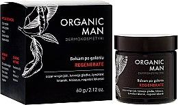 Düfte, Parfümerie und Kosmetik Regenerierender After Shave Balsam für Männer - Organic Life Dermocosmetics Man