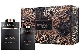 Düfte, Parfümerie und Kosmetik Bvlgari Man In Black - Duftset (Eau de Parfum 60ml + Eau de Parfum 15ml)