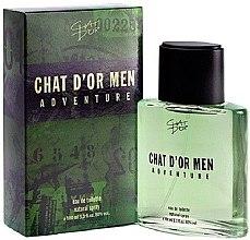 Düfte, Parfümerie und Kosmetik Chat D'or Men Adventure - Eau de Toilette