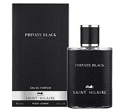 Düfte, Parfümerie und Kosmetik Saint Hilaire Private Black - Eau de Parfum