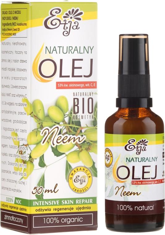 100% natürliches Neemöl - Etja Natural Neem Oil