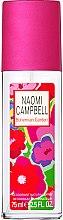 Düfte, Parfümerie und Kosmetik Naomi Campbell Bohemian Garden - Deodorant