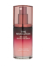 Düfte, Parfümerie und Kosmetik Revitalisierendes Gesichtsserum mit roten Algenextrakt - Missha Time Revolution Red Algae Revitalizing Serum