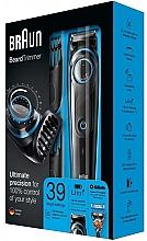 Düfte, Parfümerie und Kosmetik Barttrimmer - Braun BeardTrimmer BT5040