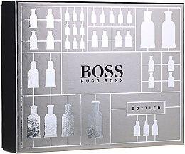 Düfte, Parfümerie und Kosmetik Hugo Boss Boss Bottled - Duftset (Eau de Toilette 100ml + Deospray 150ml + Duschgel 100ml)