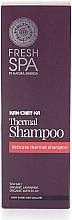 Düfte, Parfümerie und Kosmetik Shampoo mit Meersalz - Natura Siberica Fresh Spa Kam-Chat-Ka Thermal Shampoo