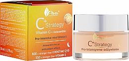 Düfte, Parfümerie und Kosmetik Pflegende Nachtcreme mit Vitamin C - Ava Laboratorium C+ Strategy Pro-intensive Nourishment Face Cream