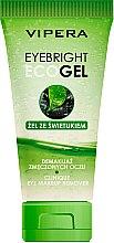 Düfte, Parfümerie und Kosmetik Make-Up Entfermer - Vipera EyeBright Eco Gel