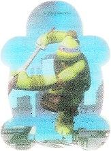 Düfte, Parfümerie und Kosmetik Kinder-Badeschwamm Ninja Turtles Leonardo 4 - Suavipiel Turtles Bath Sponge