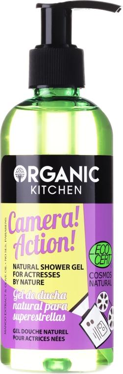 Natürliches Duschgel mit Mangoextrakt und Olivenöl - Organic Shop Organic Kitchen
