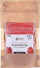 Düfte, Parfümerie und Kosmetik Anti-Rosacea Gesichtsmaske mit rotem Ton - Natur Planet French Red Clay
