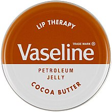 Düfte, Parfümerie und Kosmetik Lippenvaseline mit Kakaobutter - Vaseline Lip Therapy Cocoa Butter Lips Balm