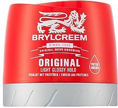 Düfte, Parfümerie und Kosmetik Stylingcreme für mehr Glanz - Brylcreem Original Light Glossy Hold