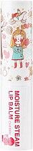 Düfte, Parfümerie und Kosmetik Feuchtigkeitsspendender Lippenbalsam Kirsche - Seantree Moisture Steam Lip Balm Cherry Stick (Design 1)