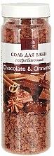 Düfte, Parfümerie und Kosmetik Badesalz Schokolade & Zimt - Fresh Juice Chocolate & Cinnamon