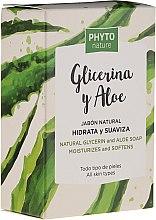 Düfte, Parfümerie und Kosmetik Naturseife Aloe Vera - Luxana Phyto Nature Aloe Vera Soap
