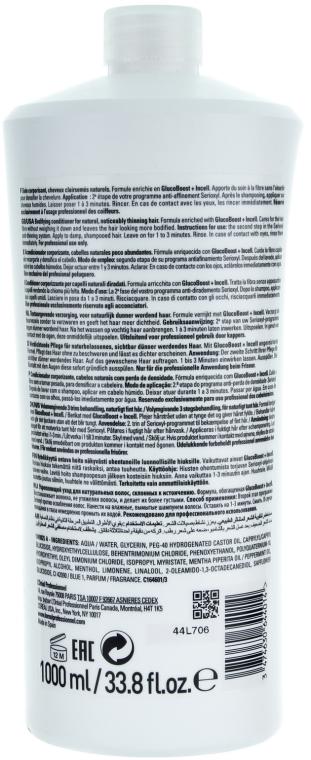 Conditioner für naturbelassenes und sichtbar dünner werdendes Haar - L'Oreal Professionnel Serioxyl Bodifying Conditioner Natural, Noticeable Thinning Hair — Bild N4