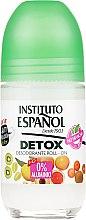 Düfte, Parfümerie und Kosmetik Roll-on Deodorant - Instituto Espanol Detox Deodorant Roll-on