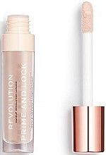 Düfte, Parfümerie und Kosmetik Augenprimer - Makeup Revolution Prime & Lock Eye Primer