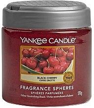 Düfte, Parfümerie und Kosmetik Duftsphäre mit Perlen Black Cherry - Yankee Candle Black Cherry Fragrance Spheres