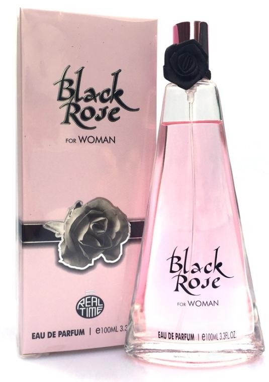 Real Time Black Rose - Eau de Parfum