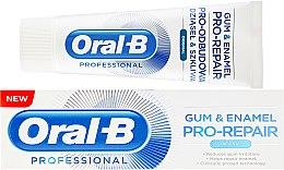 Düfte, Parfümerie und Kosmetik Zahnpasta - Oral-B Professional Gum & Enamel Pro-Repair Original