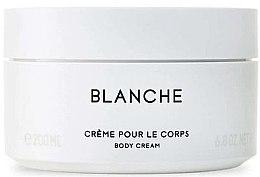 Düfte, Parfümerie und Kosmetik Byredo Blanche - Körpercreme